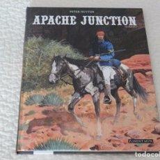 Cómics: COMIC APACHE JUNCTION (INTEGRAL) DE PETER NUYTEN, EDITORIAL PONENT MON. Lote 96136747