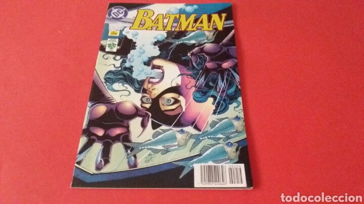 BATMAN EL FILO DE LA NAVAJA EXCELENTE ESTADO DC (Tebeos y Comics - Comics otras Editoriales Actuales)