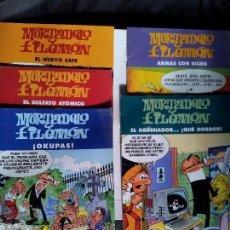 Comics - Mortadelo y Filemón. Lote 5 comics. Ediciones B. 2003 - 96354287