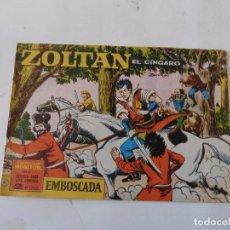 Cómics: ZOLTAN Nº 41 ORIGINAL. Lote 96360655