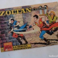 Cómics: ZOLTAN Nº 45 ORIGINAL. Lote 96361003