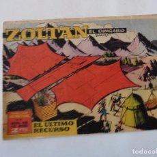 Cómics: ZOLTAN Nº 48 ORIGINAL. Lote 96361263
