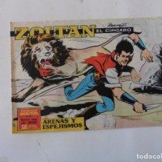 Cómics: ZOLTAN Nº 50 ORIGINAL. Lote 96361399