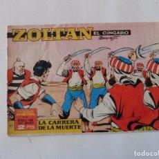 Cómics: ZOLTAN Nº 54 ORIGINAL. Lote 96361763