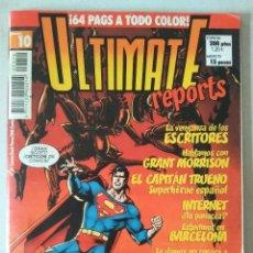 Cómics: ULTIMATE REPORTS Nº10. Lote 96442567