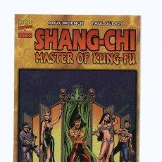 Cómics: SHANG-CHI: MASTER OF KUNG-FU, NUMERO 02 DE 03: GATO (FORUM 1998). Lote 96473424