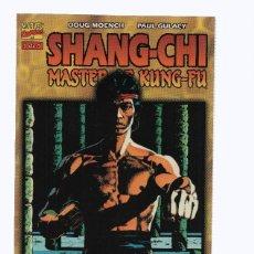 Comics: SHANG-CHI: MASTER OF KUNG-FU, NUMERO 03 DE 03: SEMILLA MORTAL (FORUM 1998). Lote 96473427