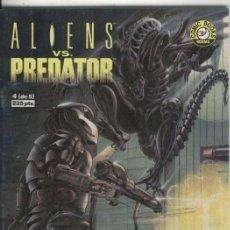 Cómics: ALIENS VS PREDATOR NUMERO 4. Lote 96659527