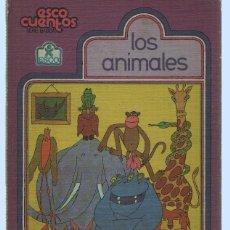 Cómics: ESCO CUENTOS (SERIE BASICA), NUEMERO 05: LOS ANIMALES (ESCO 1979). Lote 96667128