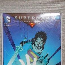 Cómics: SUPERMAN EL HOMBRE DE ACERO REYES DE LA HECHICERÍA RÚSTICA (ECC). Lote 96684251