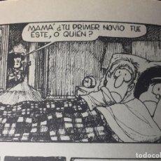 Cómics: MAFALDA Nº 6 QUINO ARGENTINA PARA ADULTOS EDITORIAL LUMEN INCOMPLETO 13 X 20 CMS.. Lote 96744303