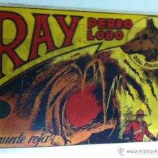 Cómics: RAY - PERRO LOBO -Nº. 12. Lote 96962687
