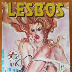 Cómics: LESBOS 6, RELATOS GRAFICOS PARA ADULTOS. COMIC ASTRI. Lote 96973631