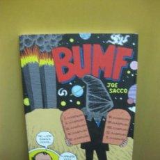 Cómics: BUMF. JOE SACCO. VOL.1 RESERVOIR BOOKS. 2014.. Lote 97114843