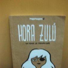 Cómics: HORA ZULU. SANDRA UVE. 2012.. Lote 97115027