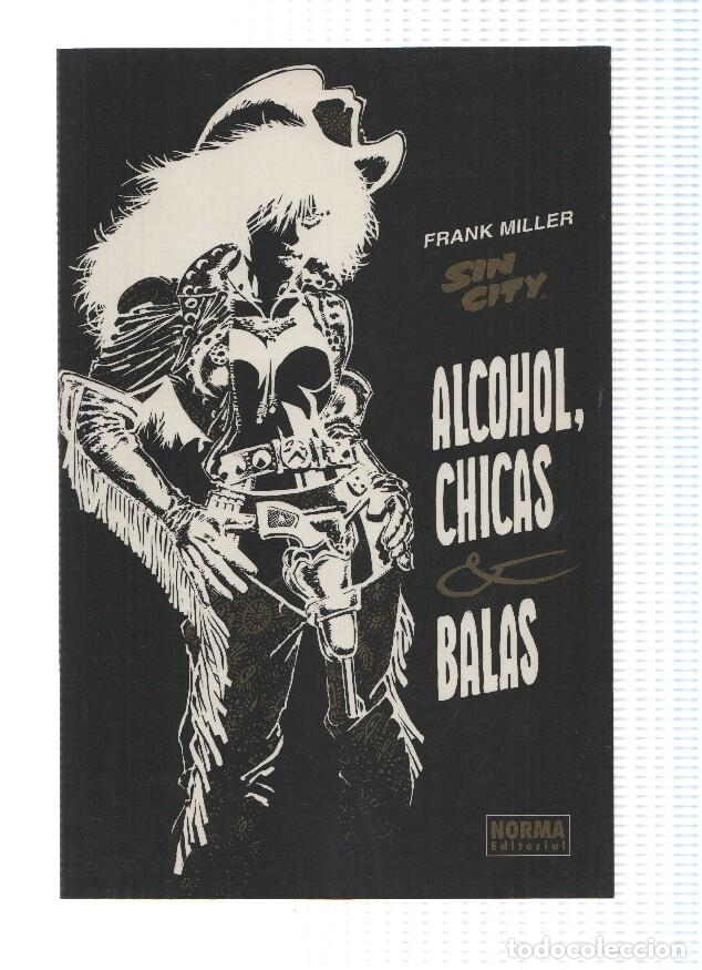 73c90d2a6d sin city: alcohol, chicas & balas - frank mille - Buy Old Comics and ...