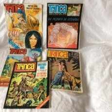 Cómics: LOTE DE 5 CÓMICS TRINCA AÑOS 70. Lote 97266147