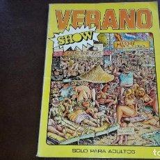Cómics: VERANO SHOW 2. Lote 97394371