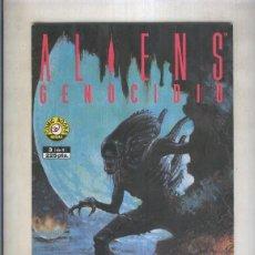 Cómics: ALIENS: GENOCIDIO NUMERO 3: MARINES EN ACCION. Lote 97478634