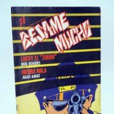 Cómics: REVISTA BESAME MUCHO 20. MOVIDA MADRID PRODUCCIONES EDITORIALES, 1979. OFRT. Lote 171688332