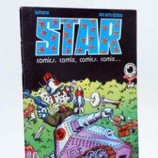 Cómics: REVISTA STAR 5. COMIX Y PRENSA MARGINAL PRODUCCIONES EDITORIALES, 1974. OFRT. Lote 97556296