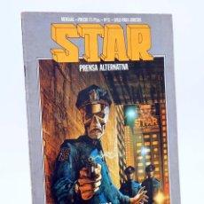 Cómics: REVISTA STAR 31. COMIX Y PRENSA MARGINAL PRODUCCIONES EDITORIALES, 1974. OFRT. Lote 153498245
