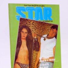Cómics: REVISTA STAR 33. COMIX Y PRENSA MARGINAL PRODUCCIONES EDITORIALES, 1974. OFRT. Lote 153844153