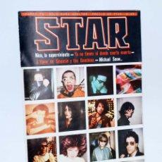 Cómics: REVISTA STAR 45. COMIX Y PRENSA MARGINAL PRODUCCIONES EDITORIALES, 1974. OFRT. Lote 136237129