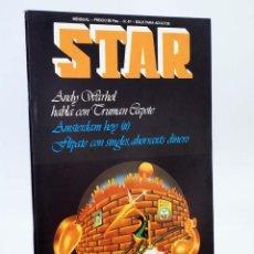 Cómics: REVISTA STAR 47. COMIX Y PRENSA MARGINAL PRODUCCIONES EDITORIALES, 1974. OFRT. Lote 153419644