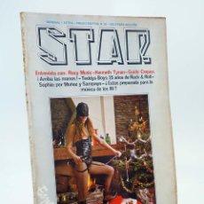 Cómics: REVISTA STAR 53. COMIX Y PRENSA MARGINAL PRODUCCIONES EDITORIALES, 1974. OFRT. Lote 182644961