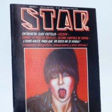 Cómics: REVISTA STAR 55. COMIX Y PRENSA MARGINAL PRODUCCIONES EDITORIALES, 1974. OFRT. Lote 177552403