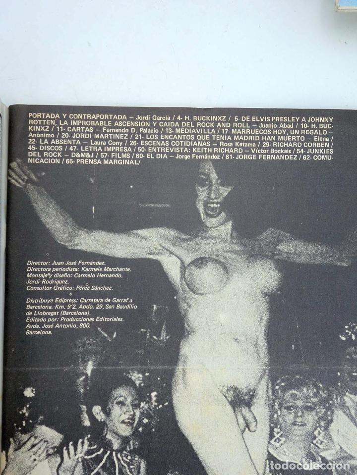 Cómics: REVISTA STAR 36. COMIX Y PRENSA MARGINAL PRODUCCIONES EDITORIALES, 1974. OFRT - Foto 2 - 182644950