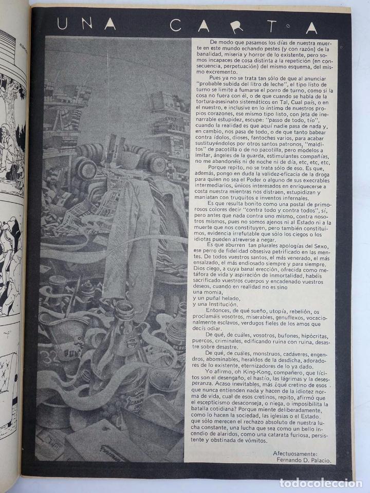 Cómics: REVISTA STAR 36. COMIX Y PRENSA MARGINAL PRODUCCIONES EDITORIALES, 1974. OFRT - Foto 3 - 182644950