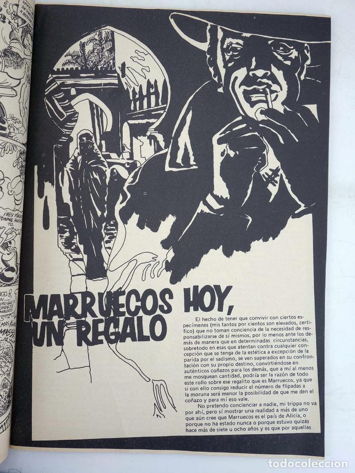 Cómics: REVISTA STAR 36. COMIX Y PRENSA MARGINAL PRODUCCIONES EDITORIALES, 1974. OFRT - Foto 4 - 182644950
