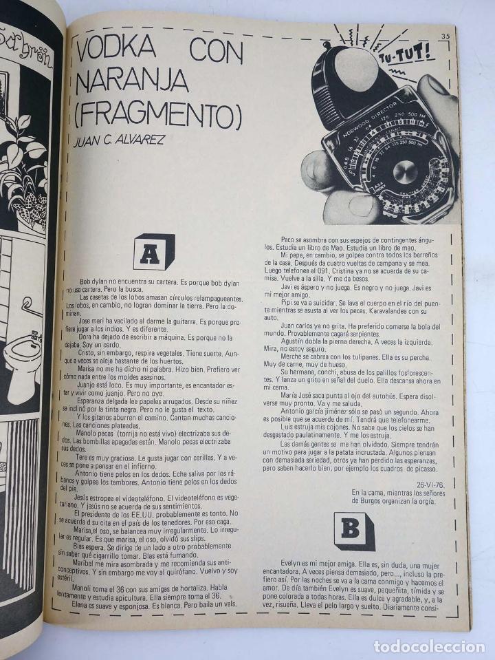 Cómics: REVISTA STAR 39. COMIX Y PRENSA MARGINAL PRODUCCIONES EDITORIALES, 1974. OFRT - Foto 5 - 182644960