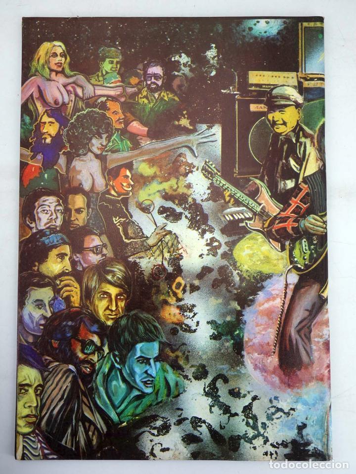 Cómics: REVISTA STAR 39. COMIX Y PRENSA MARGINAL PRODUCCIONES EDITORIALES, 1974. OFRT - Foto 6 - 182644960
