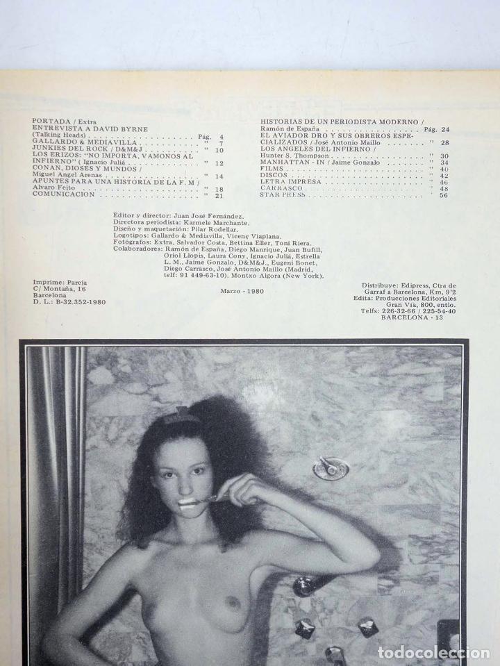 Cómics: REVISTA STAR 56. COMIX Y PRENSA MARGINAL PRODUCCIONES EDITORIALES, 1974. OFRT - Foto 2 - 182644936