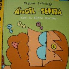 Cómics: ÁNGEL SEFIJA CON EL SEXTO SENTIDO (ASTIBERRI, 2009). Lote 97681587