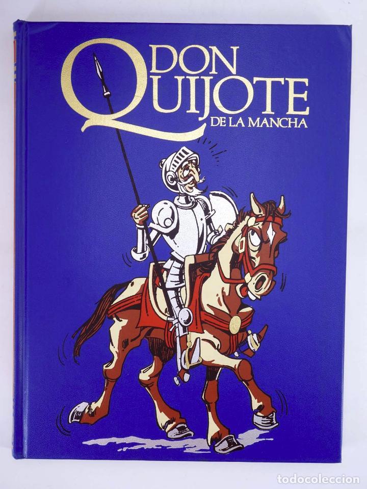 Cómics: DON QUIJOTE DE LA MANCHA EN COMIC COMPLETO EN 10 TOMOS (Estudios Sauce) Cemsa, 1993 - Foto 3 - 97781678