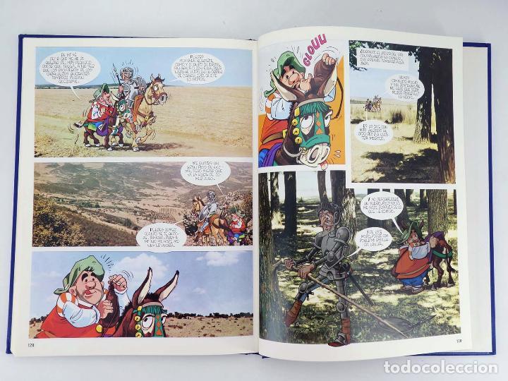 Cómics: DON QUIJOTE DE LA MANCHA EN COMIC COMPLETO EN 10 TOMOS (Estudios Sauce) Cemsa, 1993 - Foto 4 - 97781678