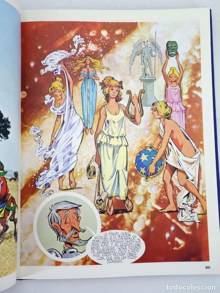 Cómics: DON QUIJOTE DE LA MANCHA EN COMIC COMPLETO EN 10 TOMOS (Estudios Sauce) Cemsa, 1993 - Foto 6 - 97781678