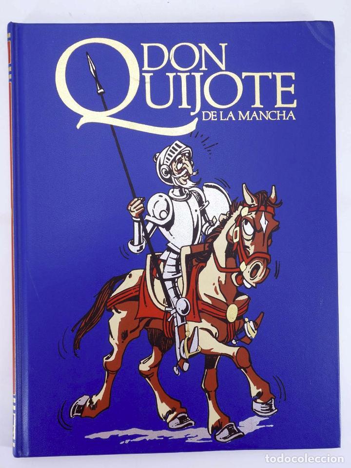 Cómics: DON QUIJOTE DE LA MANCHA EN COMIC COMPLETO EN 10 TOMOS (Estudios Sauce) Cemsa, 1993 - Foto 8 - 97781678
