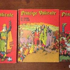 Cómics: COLECCIÓN 8 TOMOS DE PRINCIPE VALIENTE. BURU LAN,1972 HAROLD FOSTER. COMICS, OPORTUNIDAD!. Lote 97790547