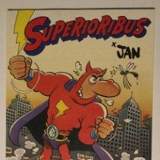 Cómics: SUPERIORIBUS - JAN. Lote 97821215