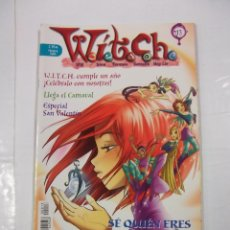 Cómics: WITCH Nº 13. FEBRERO 2004. SE QUIEN ERES. TDKC27. Lote 97908167
