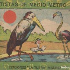 Cómics: COMIC ARTISTAS DE MEDIO METRO Nº 3 ADICIONES LA TIJERA MADRID. Lote 97920907