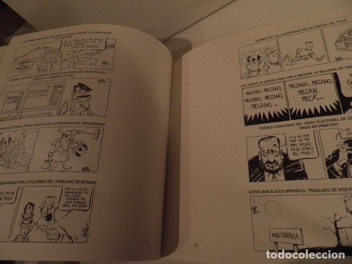 Cómics: COMIC CON TIRAS DE ANTONIO POSTIGO AÑO 89-90 DIARIO 16, EDICION ARAGONESA- CORTES DE ARAGON - Foto 8 - 98030975