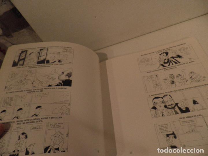 Cómics: COMIC CON TIRAS DE ANTONIO POSTIGO AÑO 89-90 DIARIO 16, EDICION ARAGONESA- CORTES DE ARAGON - Foto 9 - 98030975