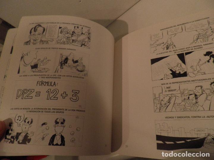 Cómics: COMIC CON TIRAS DE ANTONIO POSTIGO AÑO 89-90 DIARIO 16, EDICION ARAGONESA- CORTES DE ARAGON - Foto 10 - 98030975