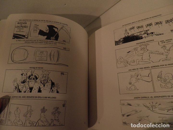 Cómics: COMIC CON TIRAS DE ANTONIO POSTIGO AÑO 89-90 DIARIO 16, EDICION ARAGONESA- CORTES DE ARAGON - Foto 11 - 98030975